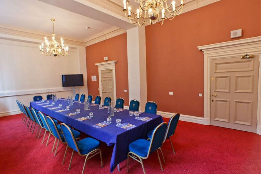 Photo of Maurice Barnett Room at Central Hall Westminster
