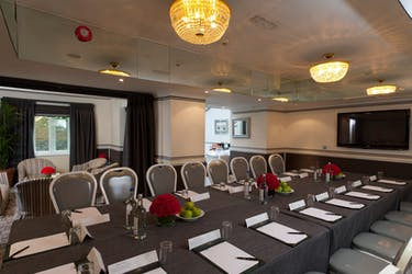 Hire Space - Venue hire Woburn Suite at The Montague on the Gardens