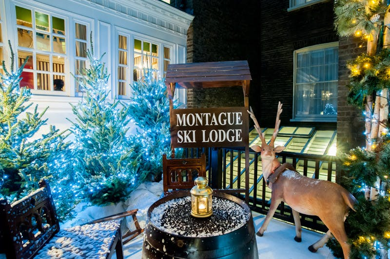 Christmas at The Montague on the Gardens