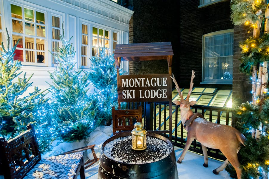 Photo of Montague Ski Lodge at The Montague on the Gardens