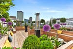 The State Rooms & Rooftop Terrace at 30 Euston Square