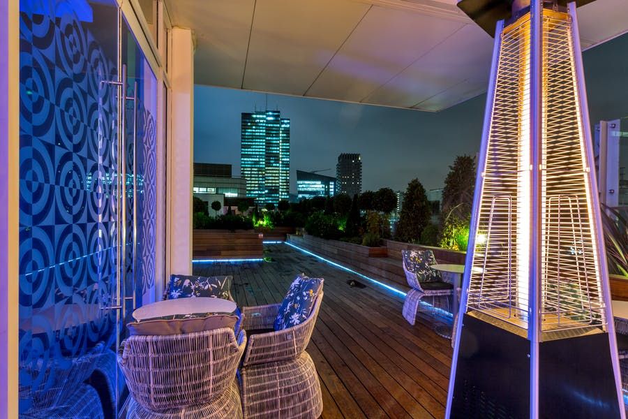 Photo of The State Rooms & Rooftop Terrace at 30 Euston Square