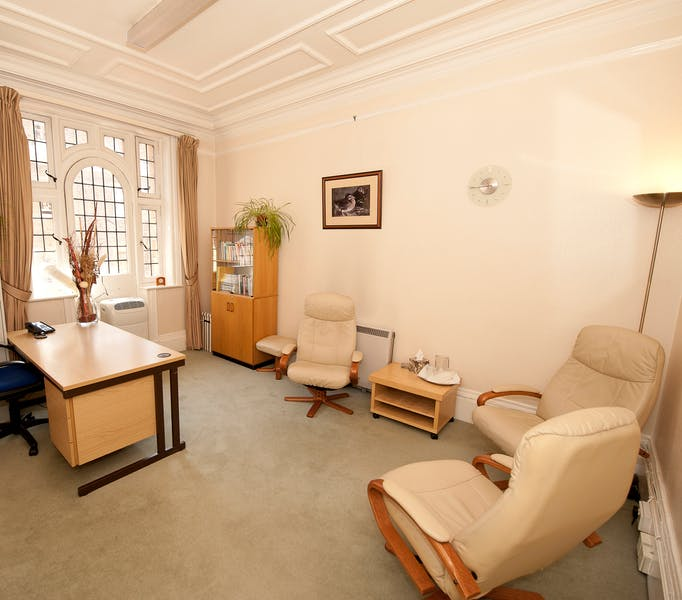 Photo of Room 4 at The Harley Street Therapy Centre