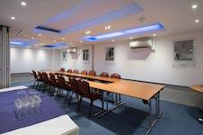 Hire Space - Venue hire Broughton Room at No. 4 Hamilton Place