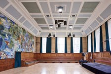 Hire Space - Venue hire Kennedy Hall at Cecil Sharp House