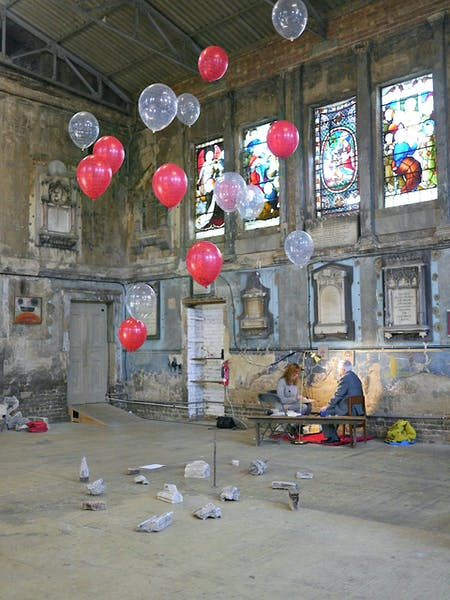 Photo of The Chapel at Asylum