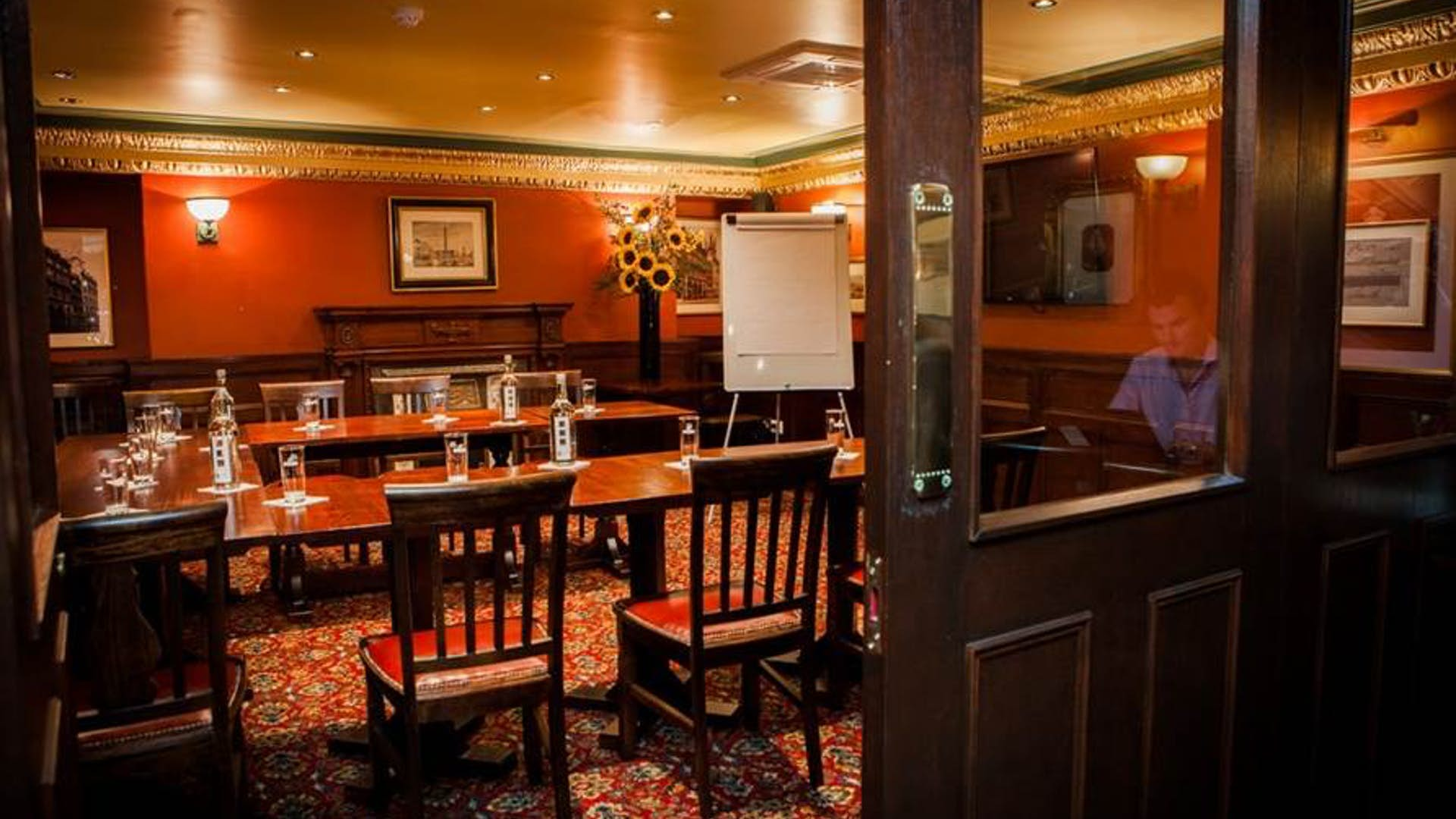 Dining room events hire the counting house for Q dining room london