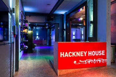 Hire Space - Venue hire Whole Venue at Hackney House
