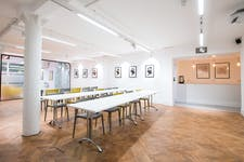 Hire Space - Venue hire The Studio - Event space at Headspace Farringdon