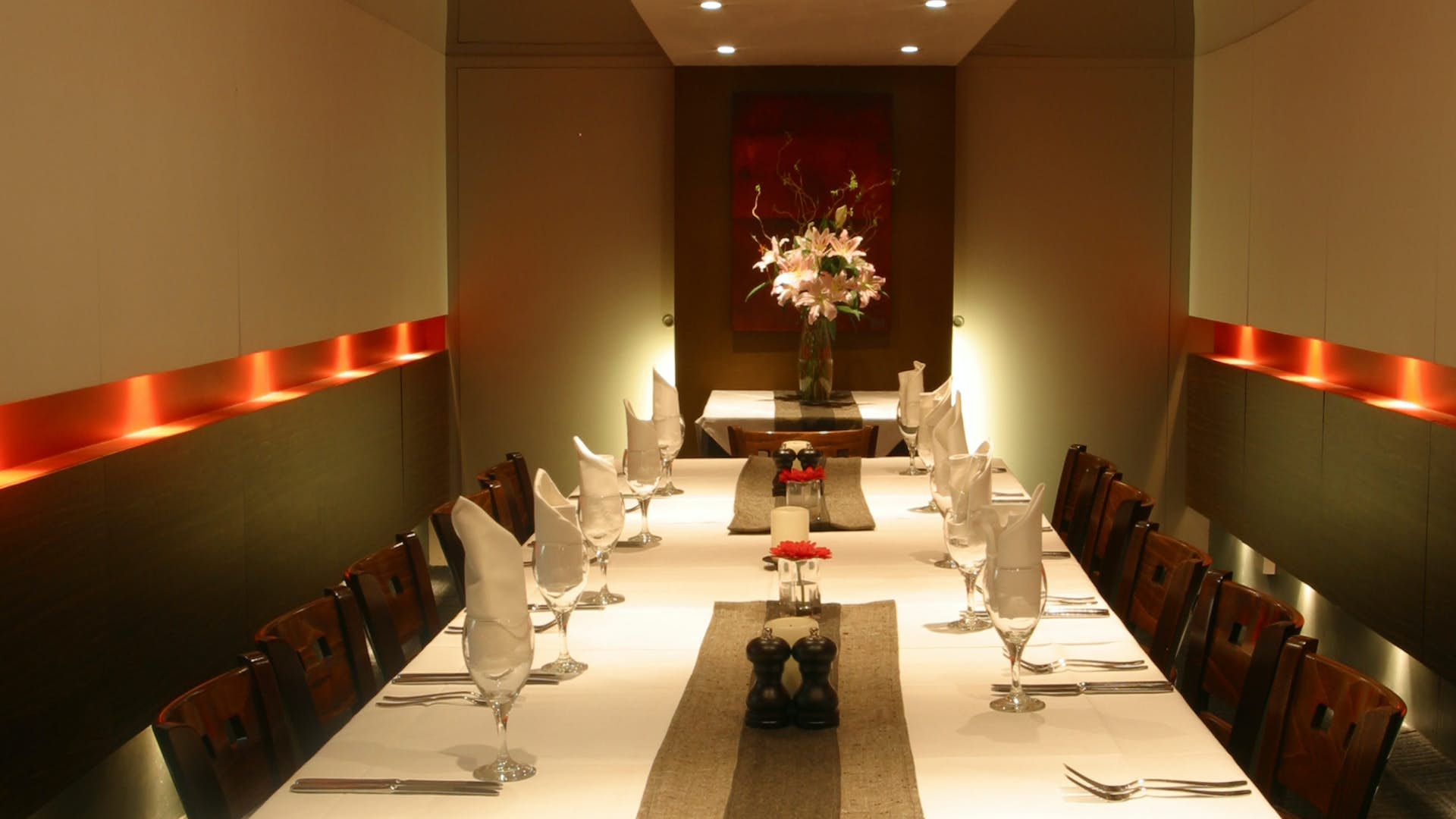 Private dining room events waterloo bar and kitchen for Q dining room london