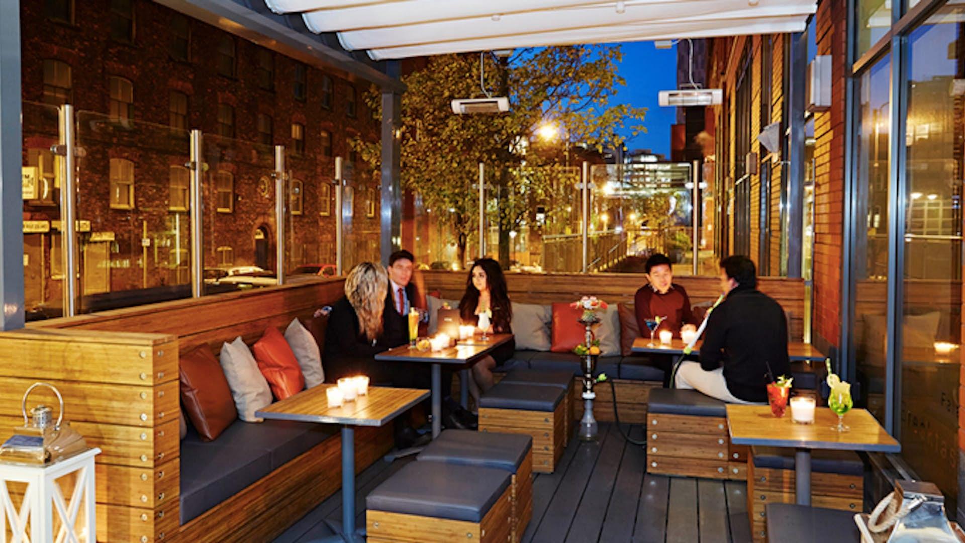Shisha Lounge Events Hire Zouk Tea Bar Amp Grill