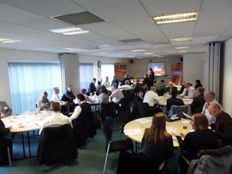 Hire Space - Venue hire Conference Suite at Liverpool Gateway Conference Centre