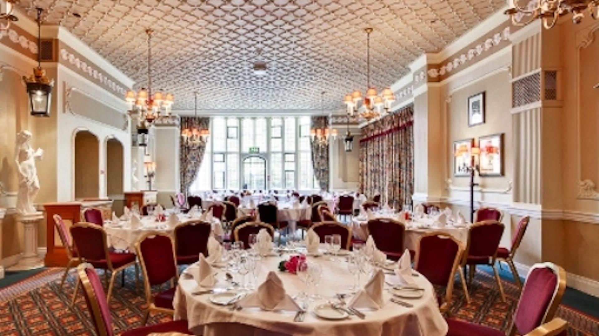 Restaurant Room Hire Birmingham
