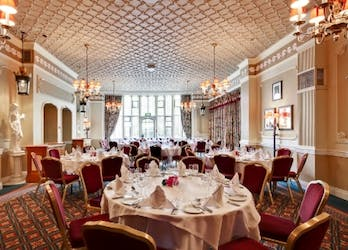 Hire Space - Venue hire Terrace Restaurant at Plough and Harrow Hotel
