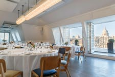 Hire Space - Venue hire Balcony Room at Shakespeare's Globe