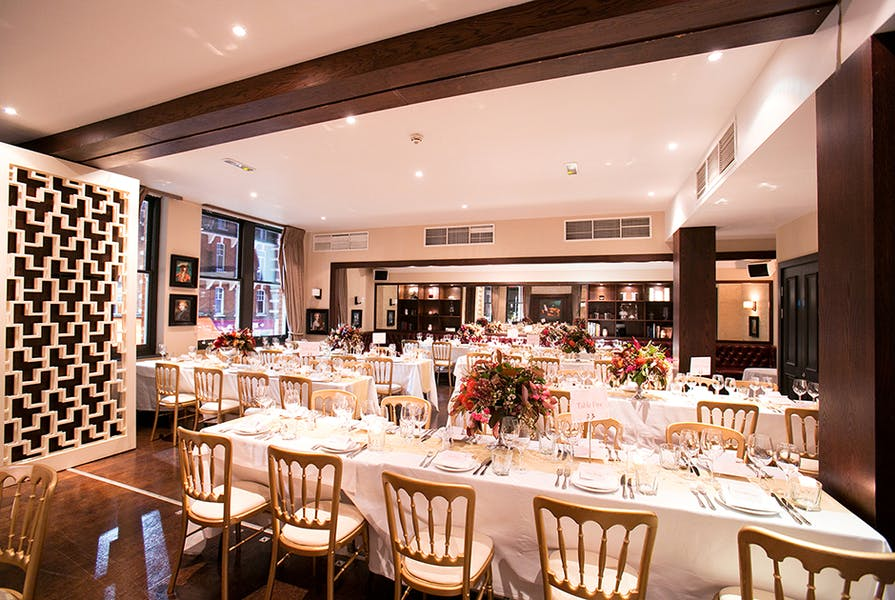 Photo of The Members Lounge at Beaufort House Chelsea