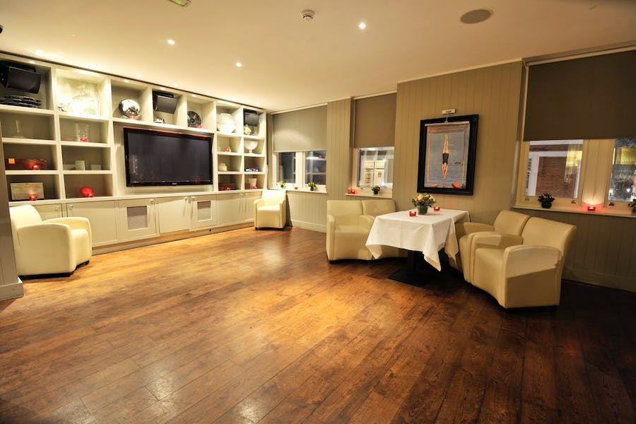 Photo of The Club Room at Beaufort House Chelsea