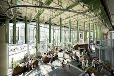 Photo of Market Hall at Borough Market