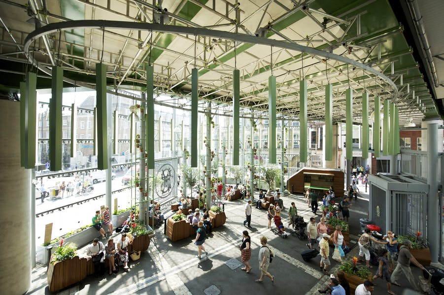 Photo of Market Hall at Borough Market