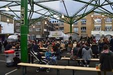 Hire Space - Venue hire Market Hall at Borough Market