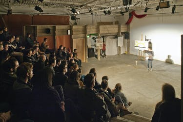 Hire Space - Venue hire The Theatre at The Yard Theatre