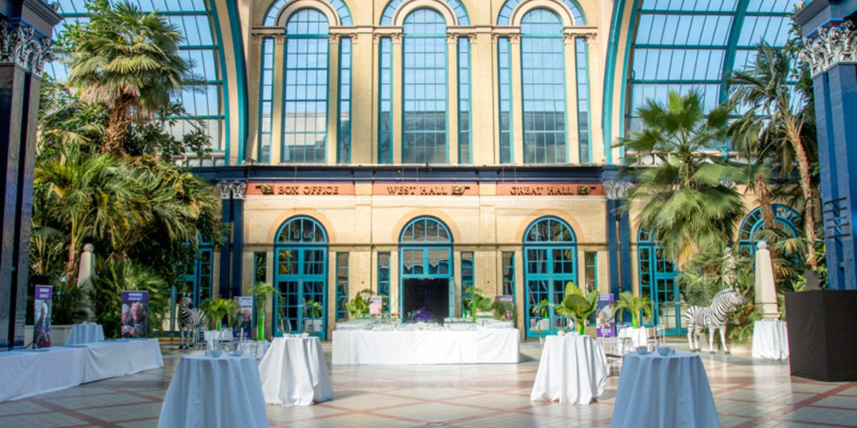 Photo Of West Hall At Alexandra Palace