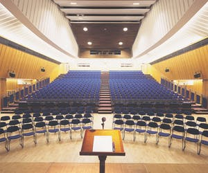 Hire Space - Venue hire The Great Hall at Imperial College Sherfield Building