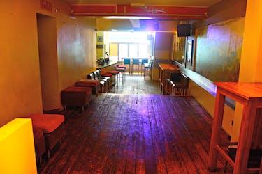 Hire Space - Venue hire The Bar at Moors Bar