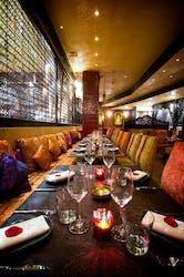 Hire Space - Venue hire Exclusive Hire at Kenza Restaurant & Lounge