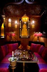 Hire Space - Venue hire Kenza Alcove at Kenza Restaurant & Lounge