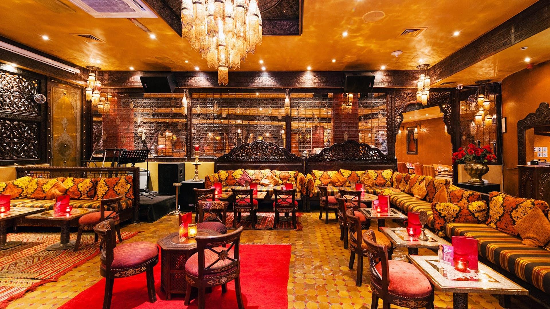 Kenzo London Restaurant