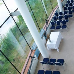 Hire Space - Venue hire Observatory at WWT London Wetland Centre