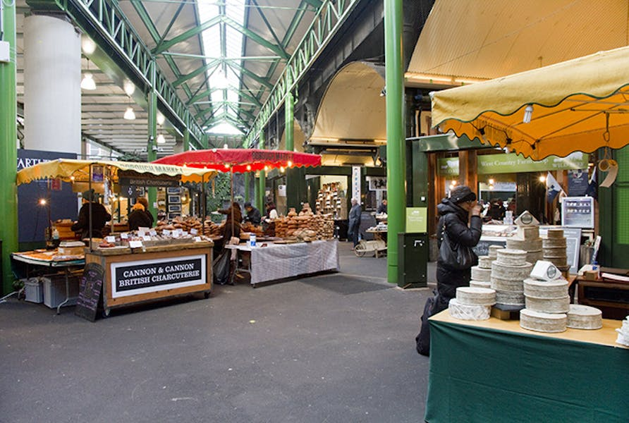Photo of Three Crown Square at Borough Market