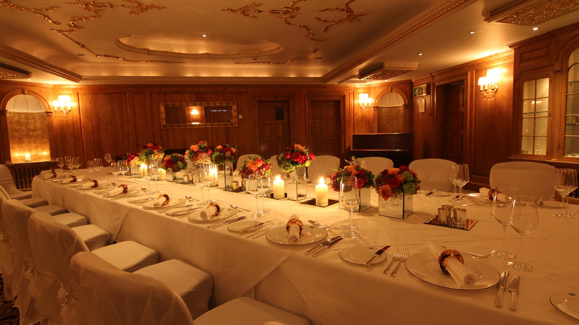 Private Meeting Rooms Mayfair