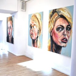 Hire Space - Venue hire Whole Gallery at The Strand Gallery