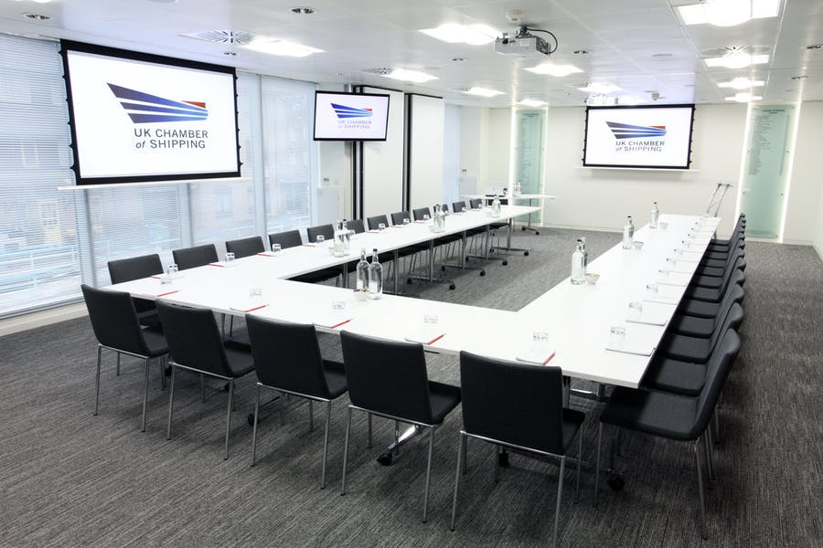 Photo of The UK Chamber at UK Chamber of Shipping
