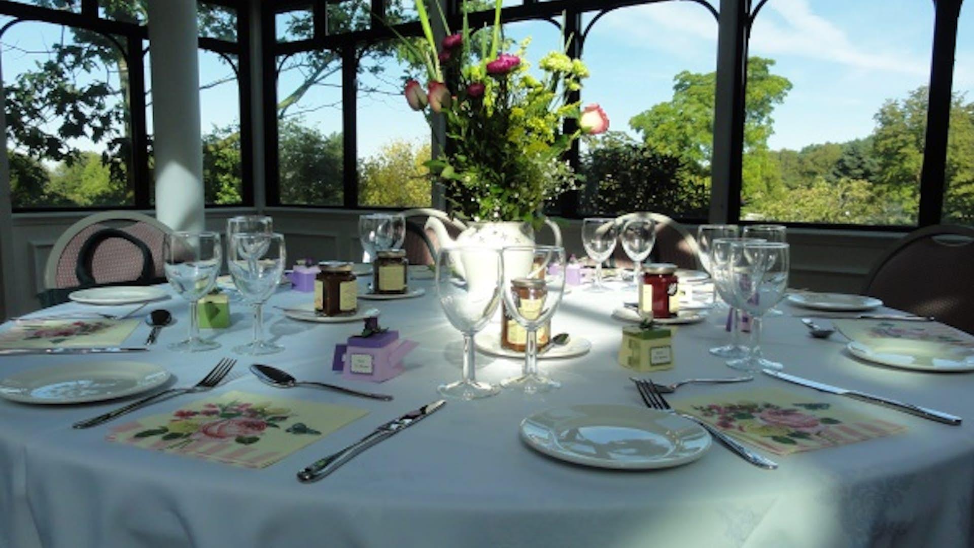 Hulme Function Room Weddings Ness Botanic Gardens