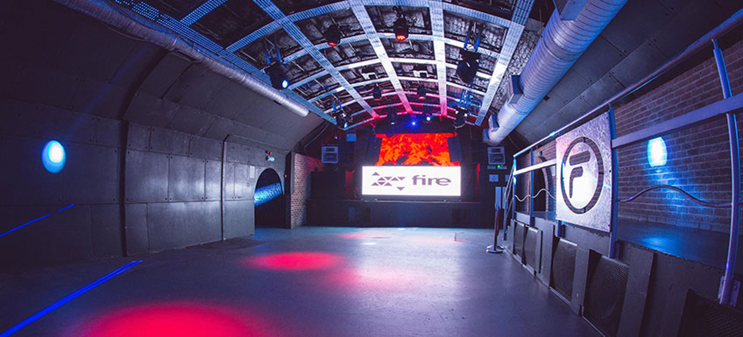 Auto Europe Car Hire >> Fire   Events Hire   Vauxhall Arches