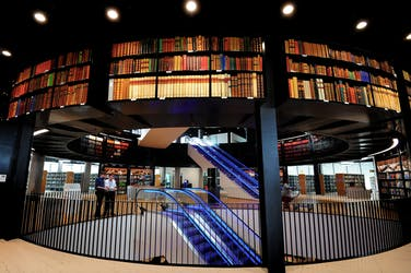 Hire Space - Venue hire Book Rotunda at The Library of Birmingham