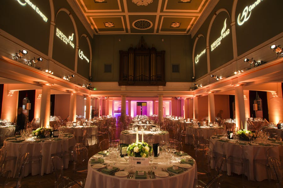 Photo of Soane Hall at One Marylebone