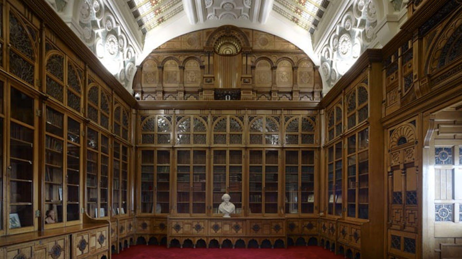 Shakespeare Memorial Room The Library Of Birmingham