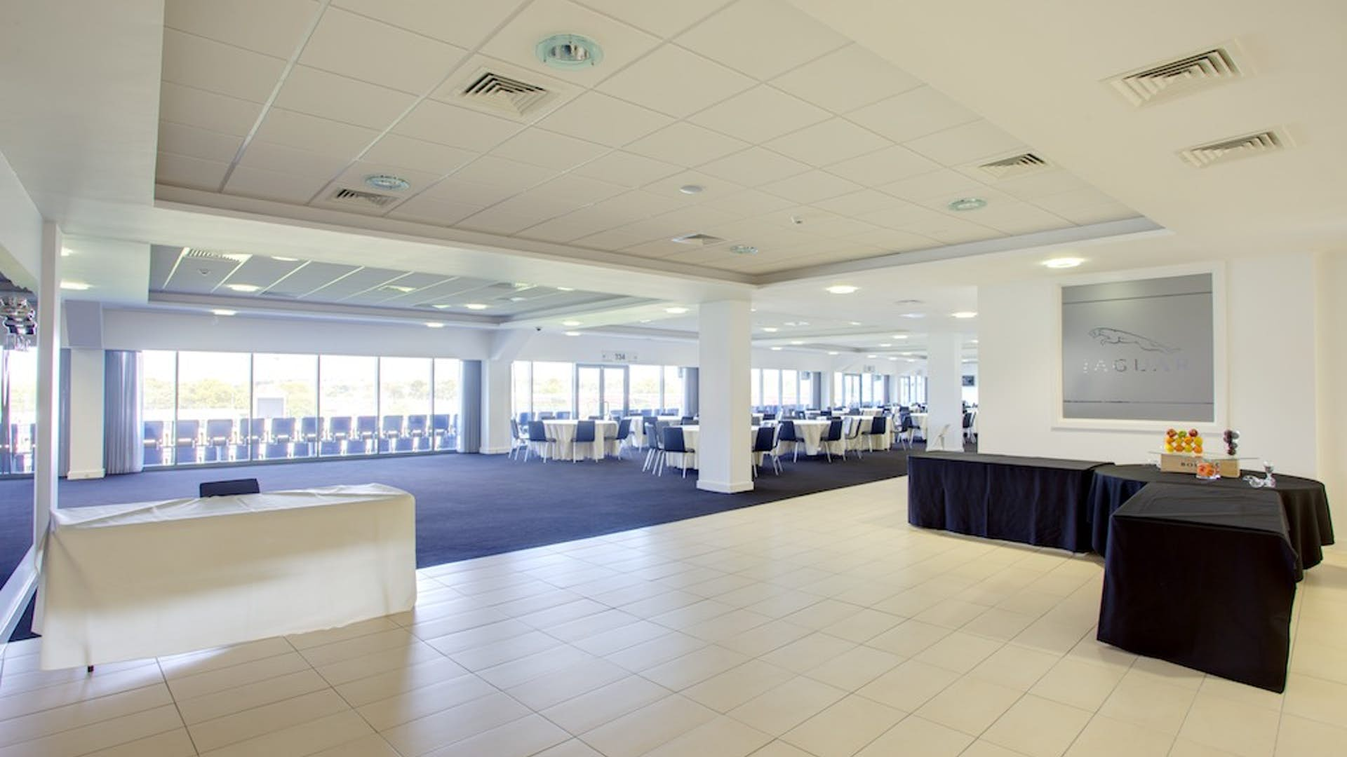 Warwickshire Suite   Weddings Hire   Edgbaston Stadium