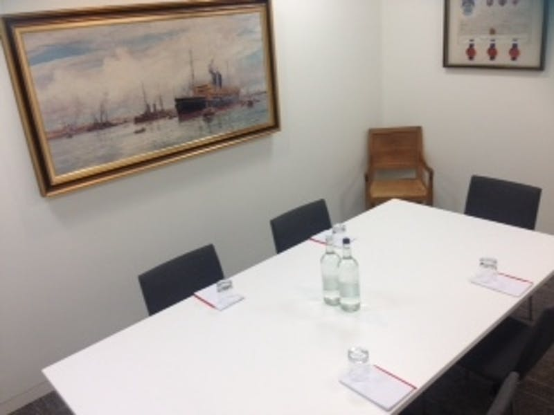 Photo of Room 4 at UK Chamber of Shipping