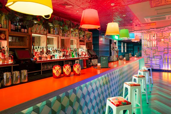 Barrio Shoreditch Bar