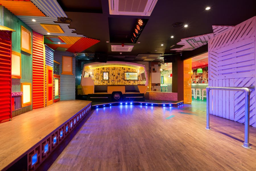 Photo of Whole Venue at Barrio Shoreditch