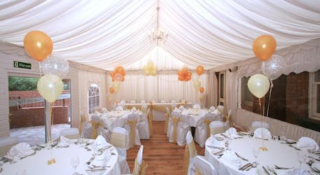 Hire Space - Venue hire Function Suite at Sefton Park Hotel