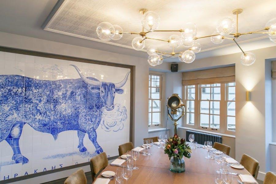 Photo of Bull Room  at Shakespeare's Globe