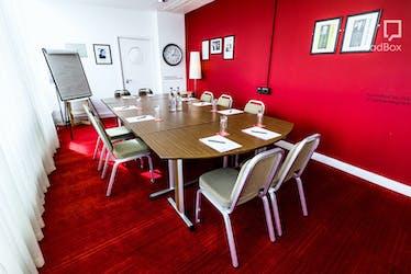 Hire Space - Venue hire Winteringham and Burman Rooms at Birmingham Repertory Theatre