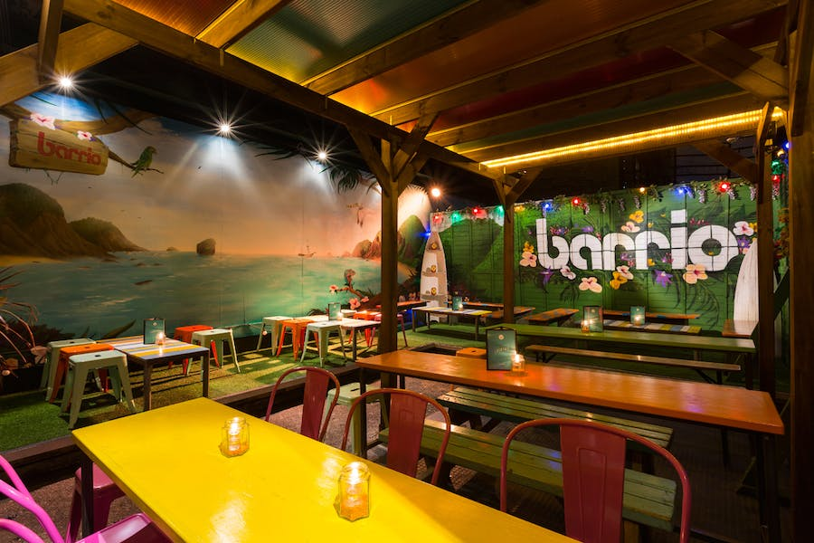 Photo of La Terraza at Barrio Shoreditch
