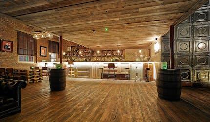 Hire Space - Venue hire Upstairs bar at Brooklyn Mixer
